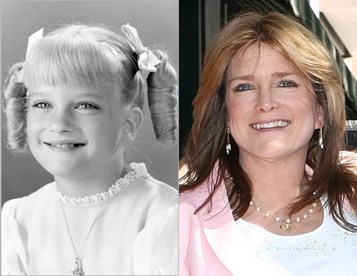 The Brady Bunch images Cindy...Then and Now wallpaper and background photos