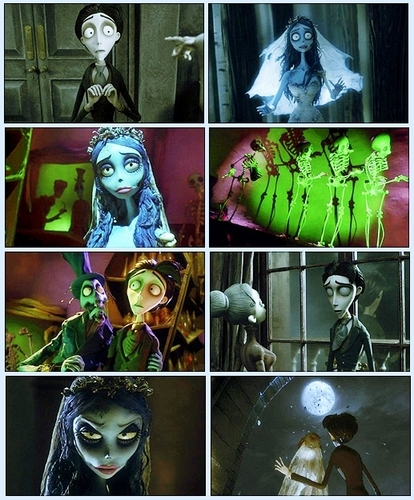 Corpse Bride wallpaper with anime titled Corpse Bride