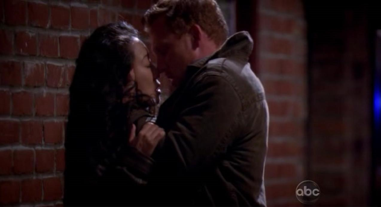 Grey's Anatomy Cristina and Owen