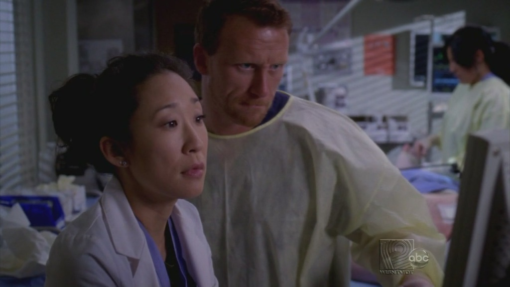 Kevin McKidd Sandra Oh May Return to Greys Anatomy