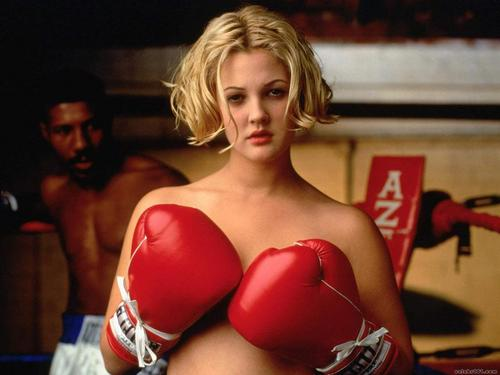 Drew Barrymore پیپر وال possibly with attractiveness, a brassiere, and skin titled Drew