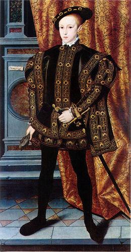 Edward VI, Henry VIII's Son