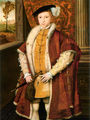 Edward VI, Son of Henry VIII
