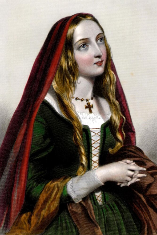 Elizabeth Woodville, Queen Consort of Edward IV of England