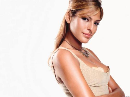 eva mendes wallpaper with attractiveness and a portrait titled Eva Mendes