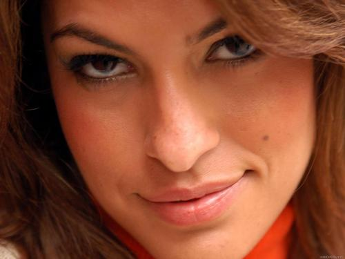 eva mendes wallpaper containing a portrait called Eva Mendes