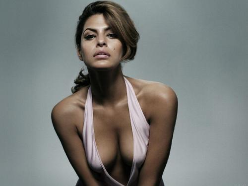 Eva Mendes wallpaper possibly with a portrait called Eva Mendes