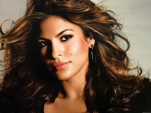 Eva Mendes wallpaper with a portrait and attractiveness titled Eva Mendes