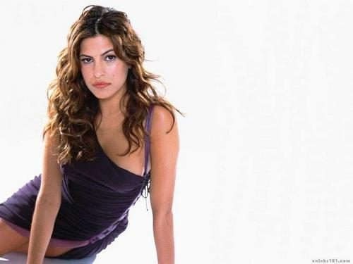 Eva Mendes wallpaper possibly with attractiveness called Eva Mendes