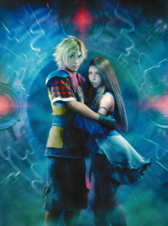 final fantasy x x 2 images ff10 2 hd wallpaper and background photos 4774163. Black Bedroom Furniture Sets. Home Design Ideas
