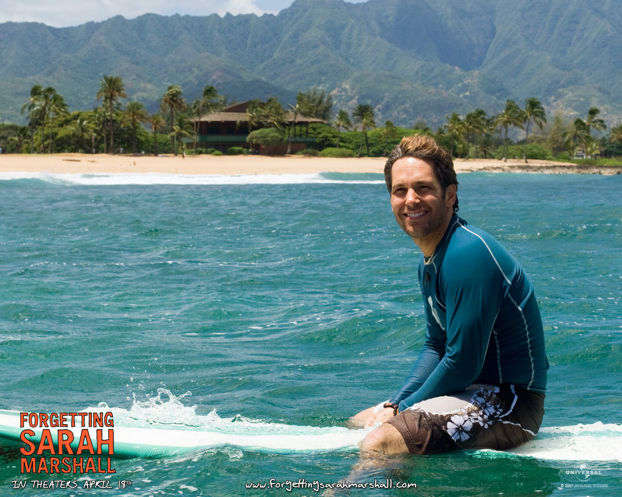 Paul in Forgetting Sarah Marshall
