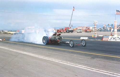 Freight Train dragster