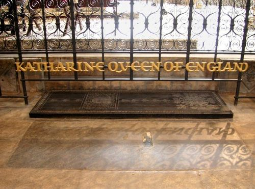 Grave of Katherine of Aragon