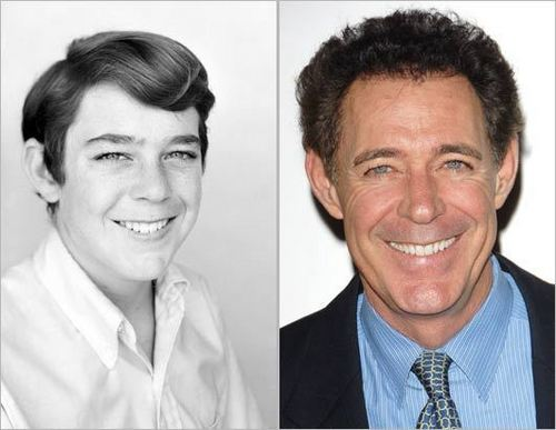 Greg Brady....Then and Now