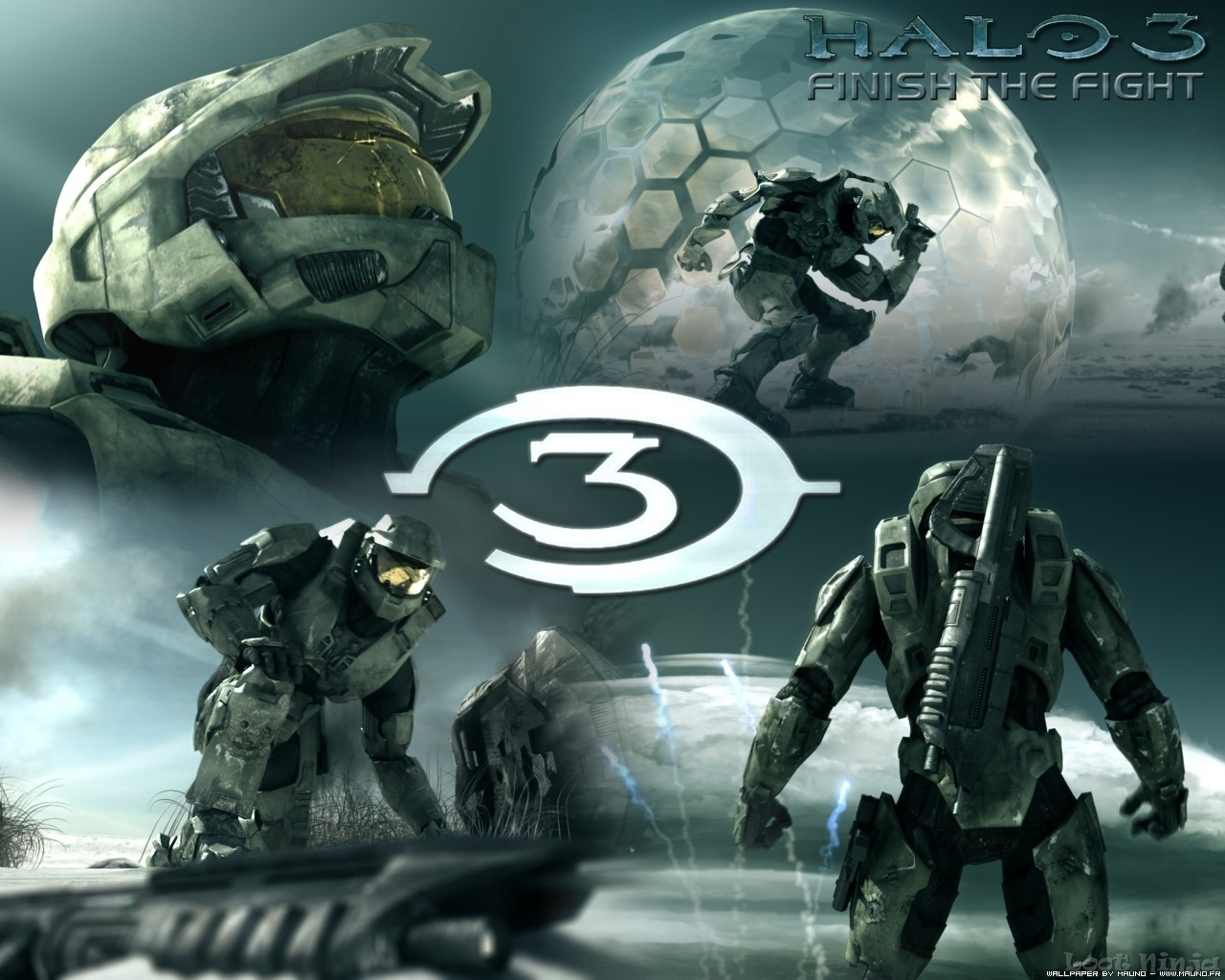 halo 3 images halo 3 hd wallpaper and background photos (4745190)