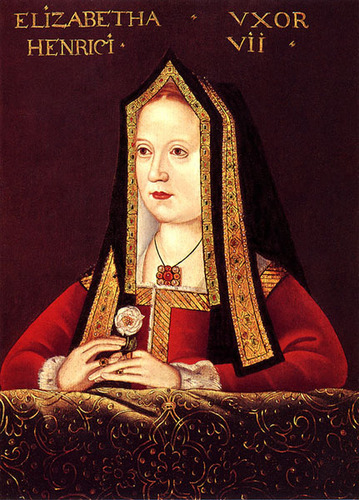 Henry VIII's Mother, Elizabeth of York
