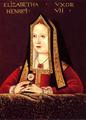 Henry VIII's Mother, Elizabeth of York