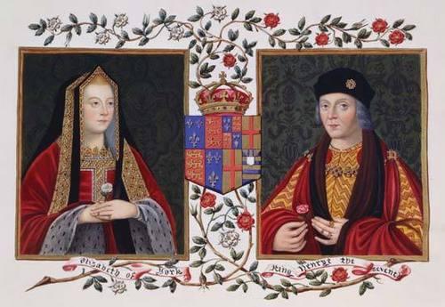 Henry VIII's Parents