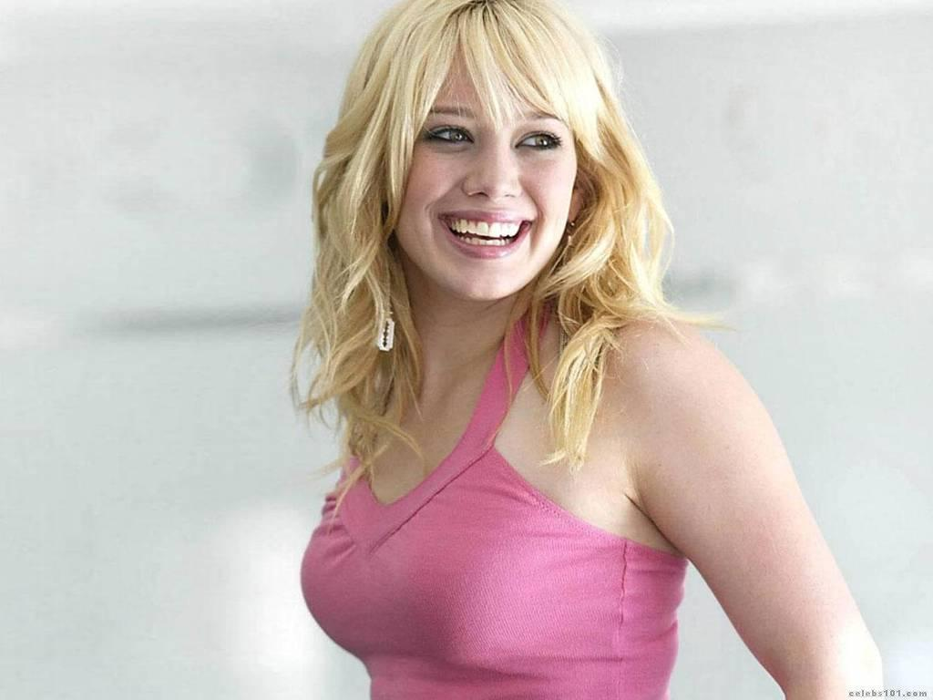 Would hilary duff nude
