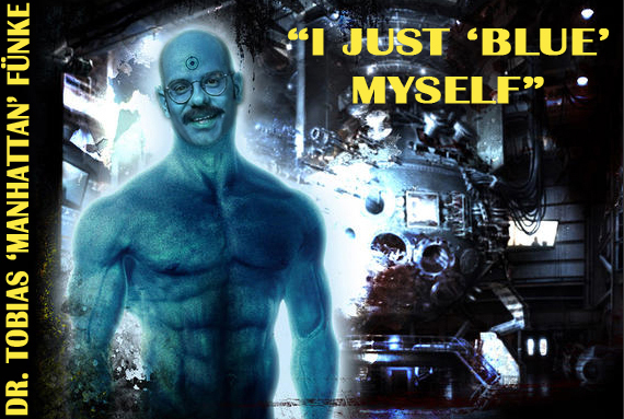 "I Just 'Blue"" Myself"