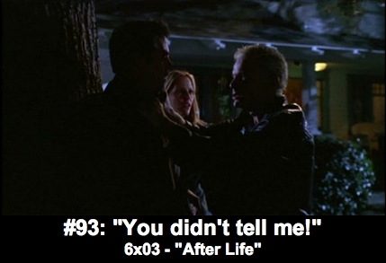 JW's вверх 100 Buffy Moments