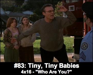 JW's parte superior, arriba 100 Buffy Moments