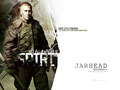 Jake Gyllenhaal in Jarhead - jake-gyllenhaal wallpaper