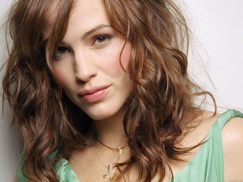 詹妮弗.加纳 壁纸 containing a portrait entitled Jennifer Garner
