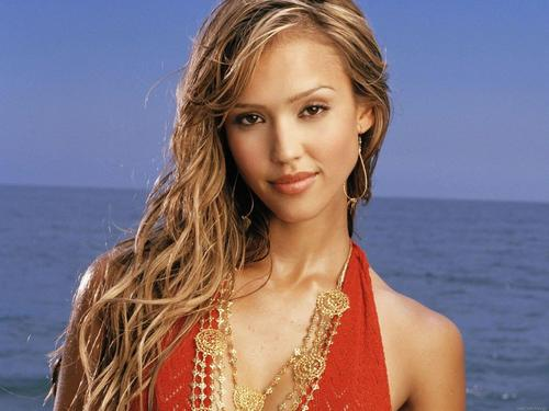 jessica alba wallpaper possibly with a portrait titled Jessica