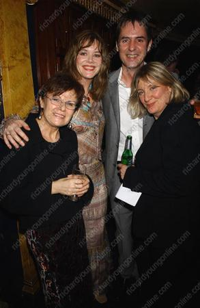 Josie at Acorn Antiques the Musical Press Night