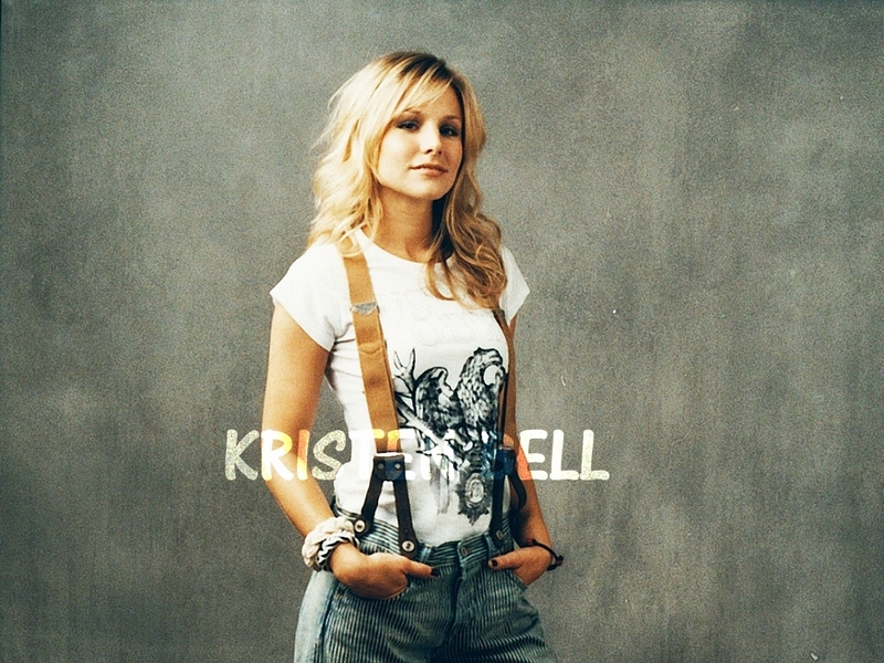 kristen bell wallpapers. KB - Kristen Bell Wallpaper