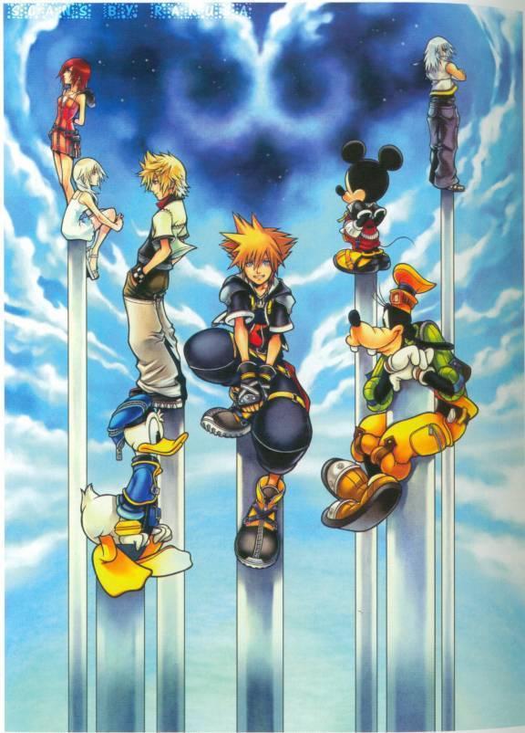 Characters of Kingdom Hearts  Wikipedia