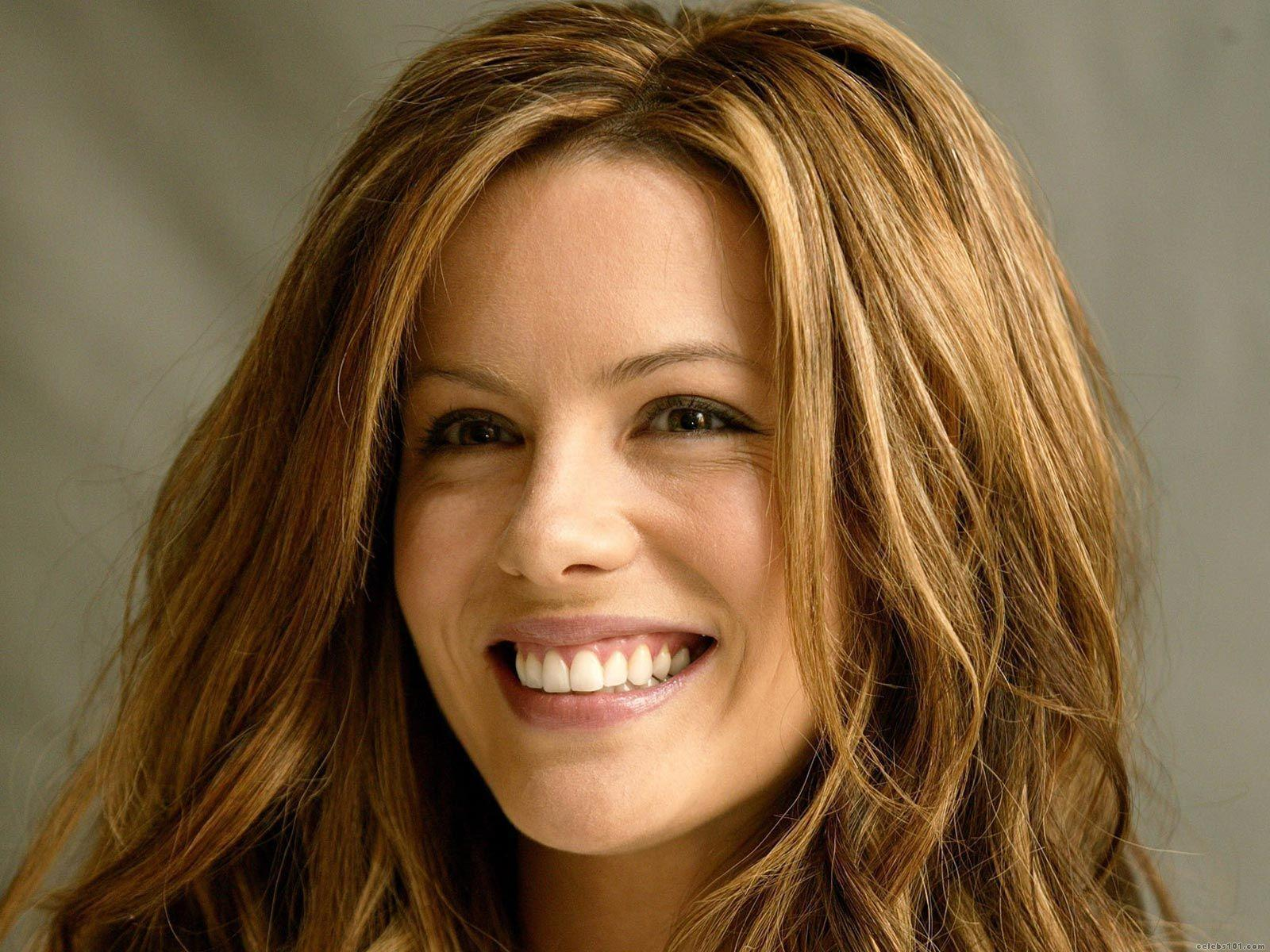 Kate Beckinsale Without Hair Extensions Kate Beckinsale - Kate...