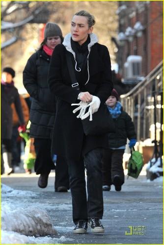 Kate Winslet 03/03/09