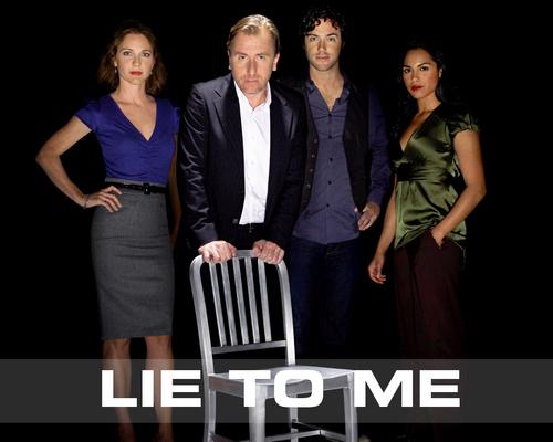 Lie to Me 壁纸