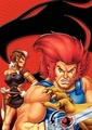 Lion-o & Pumyra - thundercats photo