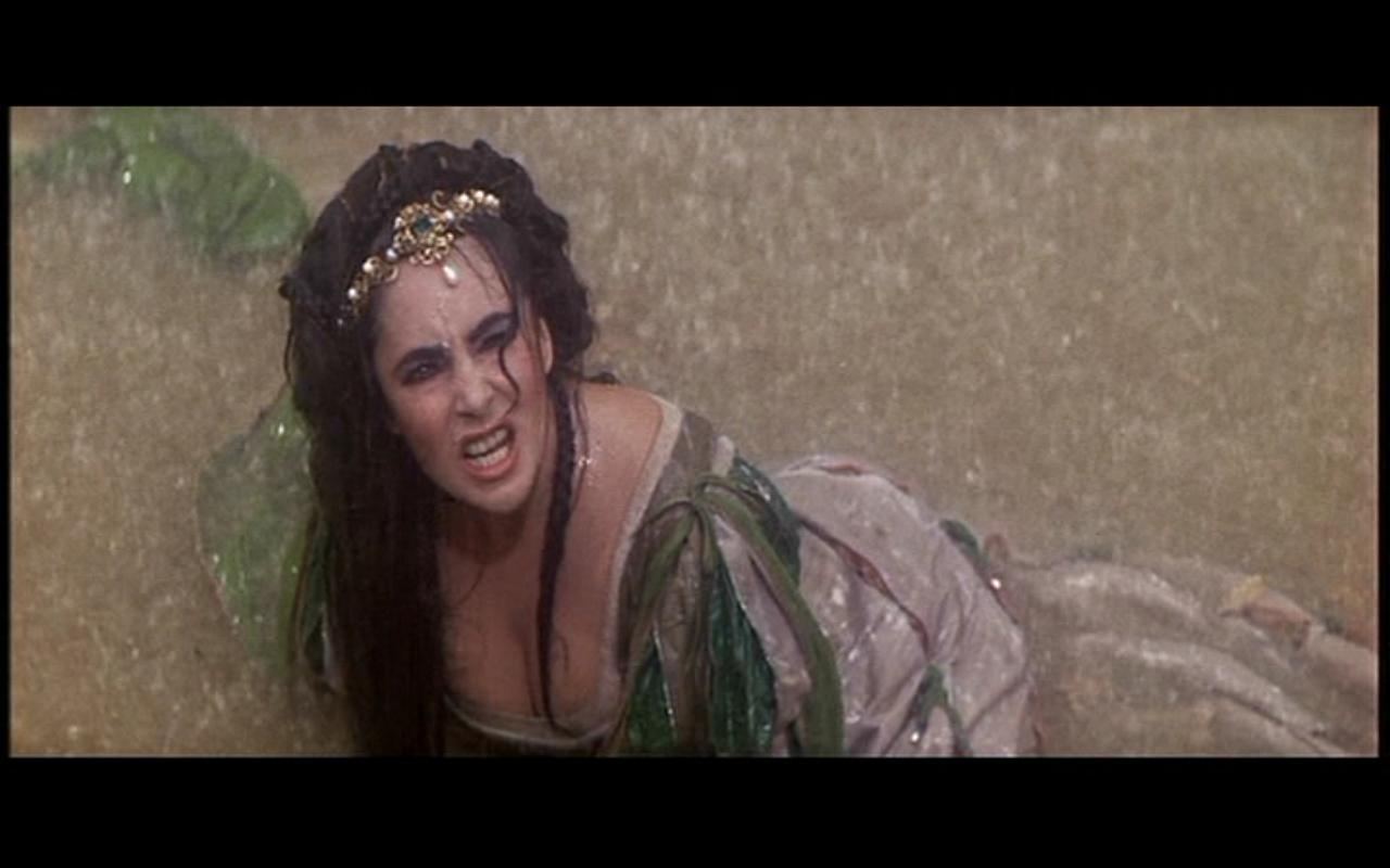 Elizabeth Taylor Taming of the Shrew Quote