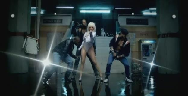 Love Game - muziek Video