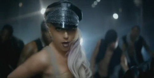 Lady Gaga wallpaper entitled Love Game - Music Video