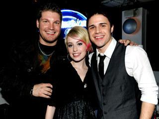 Michael, Alexis & Kris