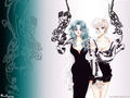 Michiru &amp; Haruka - sailor-senshi wallpaper