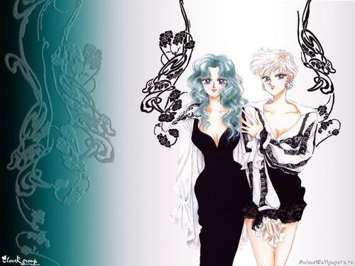 Michiru & Haruka