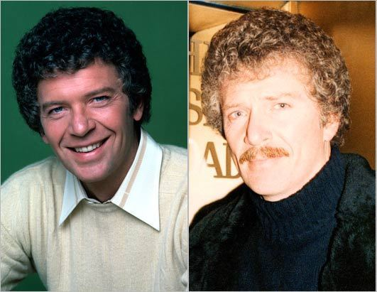 Mike Brady....Then and Now