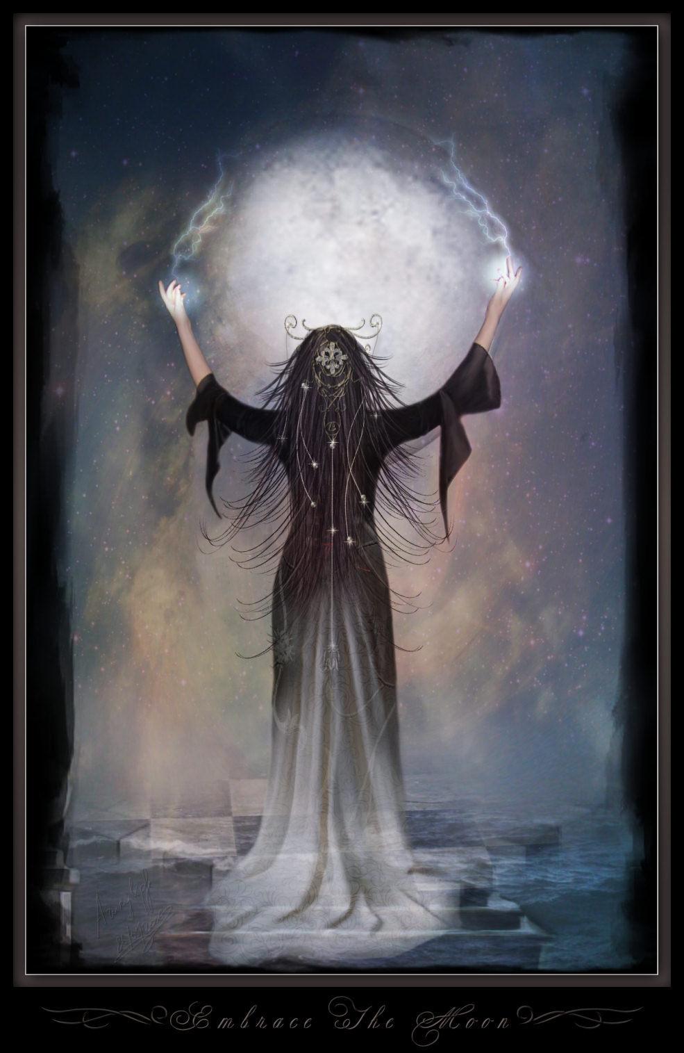 Moon fairy - Fantasy Photo (4723130) - Fanpop