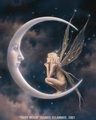 Moon fairy - fantasy photo