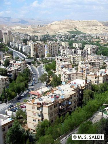 My Hometown Damascus, thousands of years of history :)