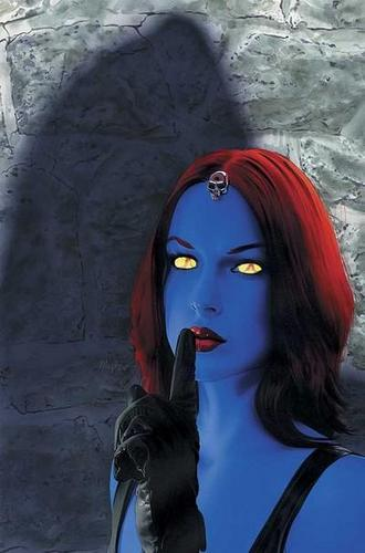 Mystique - raven-darkholme-aka-mystique Photo