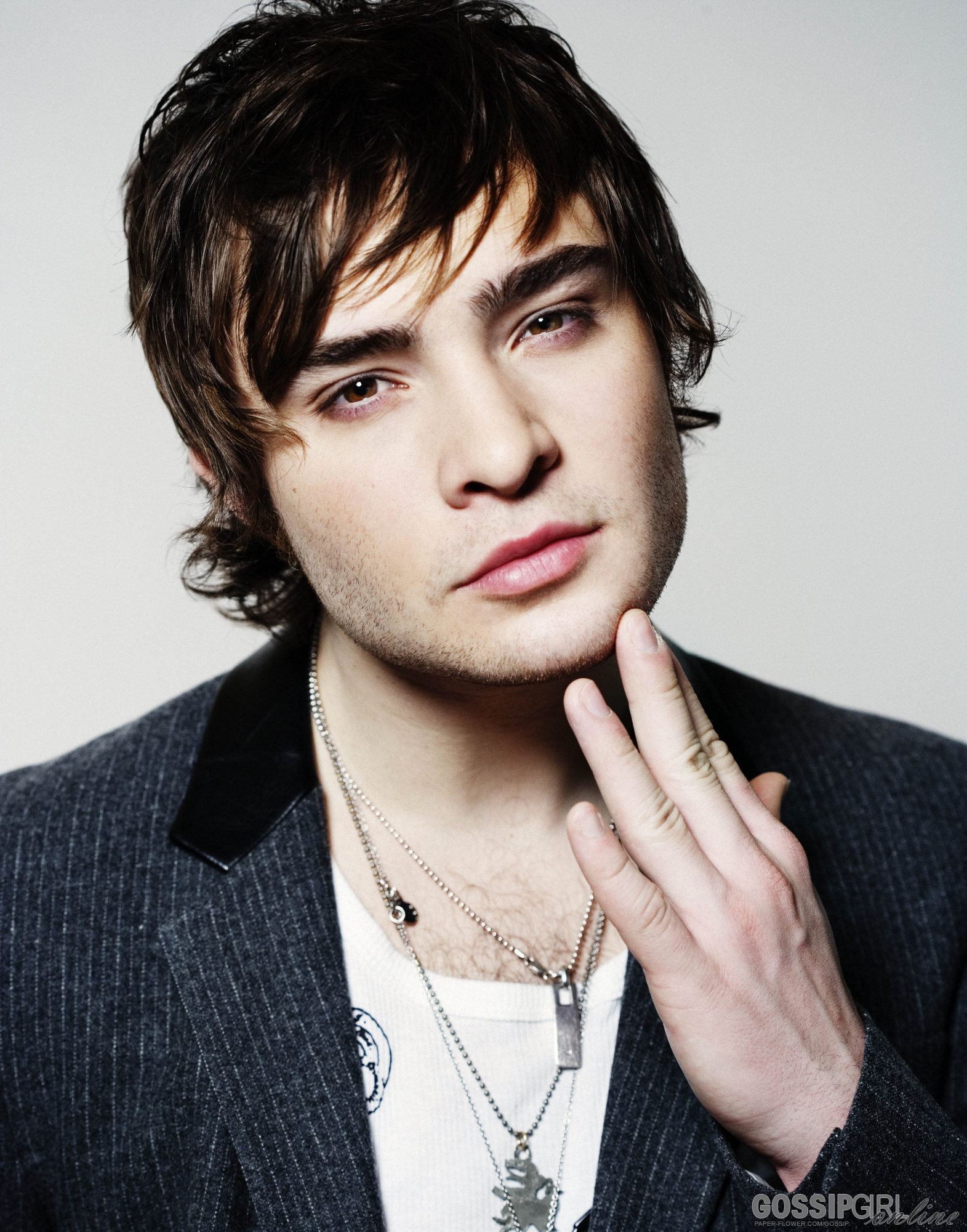 Ed Westwick Old Photoshoot, New Pics (HQ) Ed Westwick