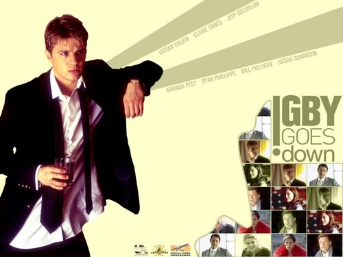 Igby Goes Down wallpaper with a business suit, a well dressed person, and a suit entitled Oliver Wallpaper