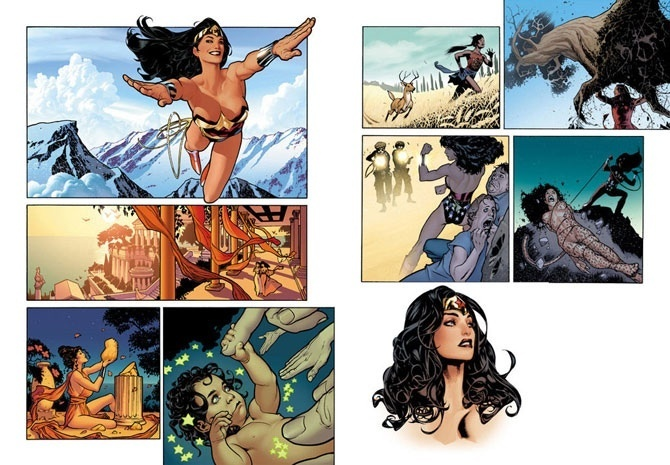 "formal analysis of iconic images wonder woman Wonder woman's ""no man's land"" scene was the best superhero moment of 2017 there are iconic and analysis wonder woman's ""no man's land."